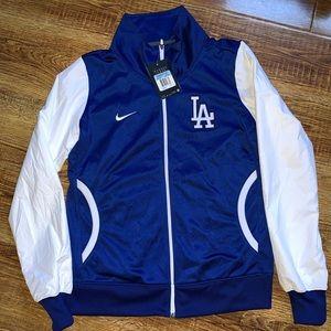 Dodger blue Nike LA jacket